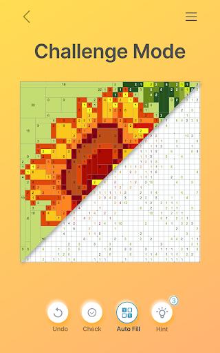 Happy Pixel Puzzle: Free Fun Coloring Logic Game filehippodl screenshot 9