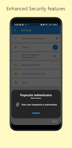 Personal Expense Logger Pro For Android 5