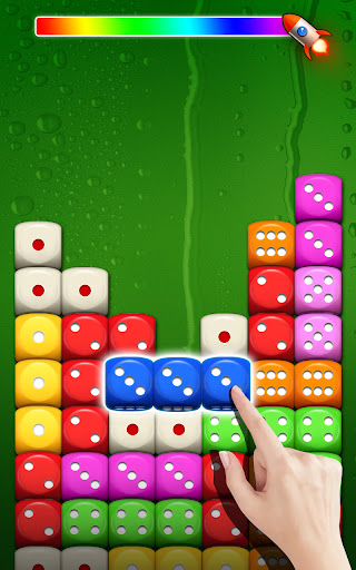 Dice Puzzle 3D-Merge Number game  screenshots 12