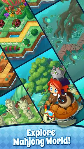 Mahjong Magic Fantasy : Tile Connect 0.210115 screenshots 5
