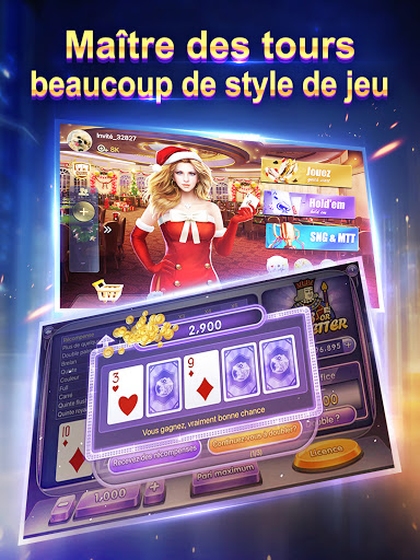 Texas Poker Franu00e7ais (Boyaa) 6.0.0 screenshots 8