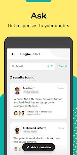 Lingbe Pro: Practice Languages MOD APK 4