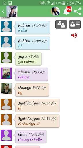 Online Girls live chat  Screenshots 4