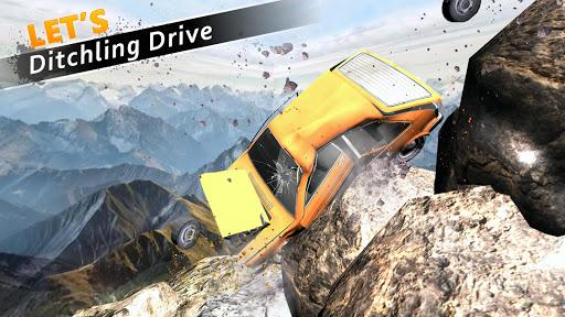 Car Crash Test Simulator 3d: Leap of Death 1.6 Screenshots 6