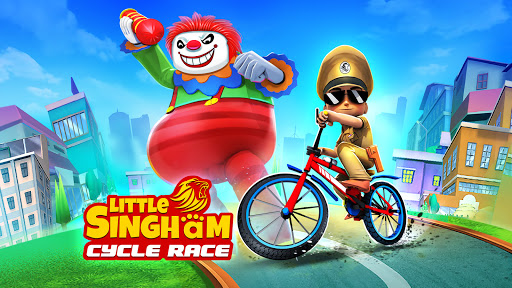 Little Singham Cycle Race 1.1.173 screenshots 8