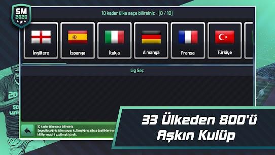 Ücretsiz Soccer Manager 2020 – Futbol Menajerlik Oyunu 3