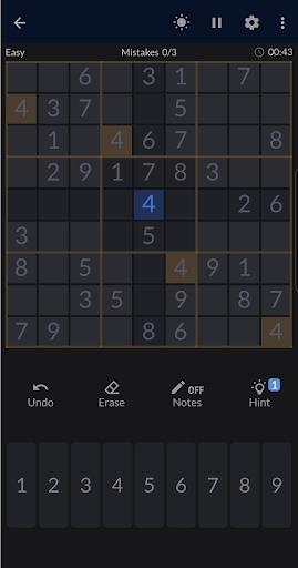 Sudoku Free - Sudoku Offline Puzzle Free Games 1.0.3 screenshots 3