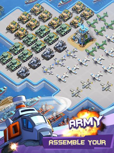 Top Defense:Merge Wars 1.0.85 screenshots 8