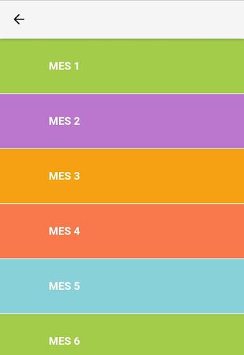 desarrollo y cuidado de bebes mes a mes concejos 3.2 Screenshots 4