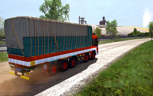 Cargo Truck Driving Games 2020: Truck Driving 3D android2mod screenshots 6