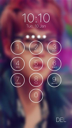 kpop lock screen  Screenshots 4