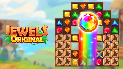 Jewels Original - Classical Match 3 Game 1.0.3 screenshots 5