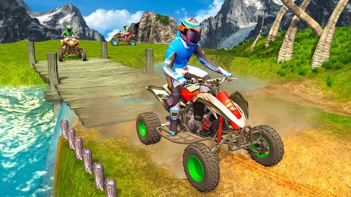 ATV Quad Bike Off-road Game :Quad Bike Simulator apktram screenshots 5