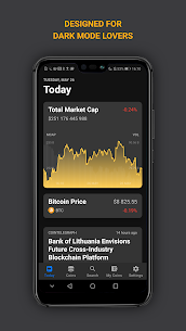 COINS  One App For Crypto by Coinpaprika Apk Download 3
