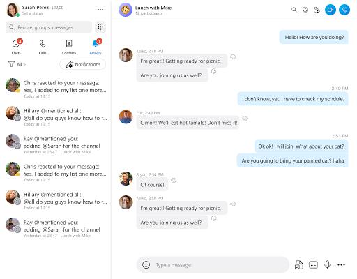 Skype - free IM & video calls  Screenshots 7