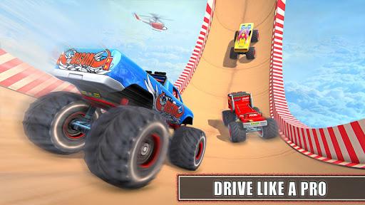 Modern Truck Stunts: Monster Truck Games 2020 1.14 screenshots 1