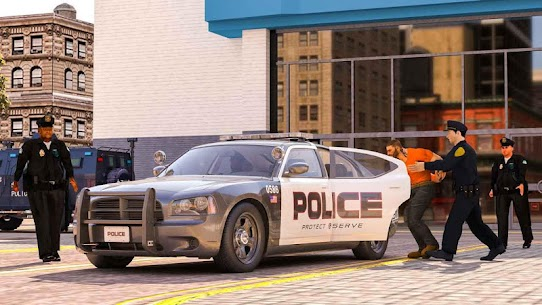 virtual police officer simulator Mod Apk 1.0.6 (Unlimited Money) 3