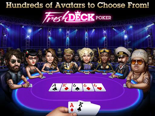 Fresh Deck Poker - Live Hold'em 2.89.2 screenshots 8
