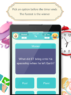 Trivia Challenge Screenshot