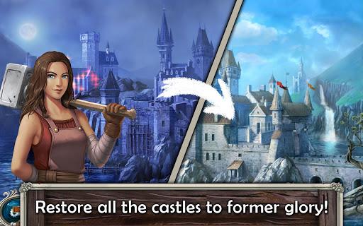 MatchVentures - Match 3 Castle Mystery Adventure apkslow screenshots 1