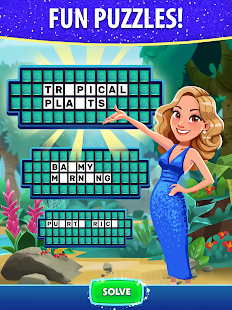 Bubble Pop: Wheel of Fortune! Puzzle Word Shooter Apkfinish screenshots 7