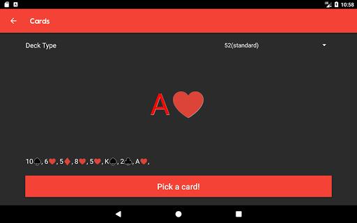 Randomizer+ Random Pick Generator - Decision Maker android2mod screenshots 10