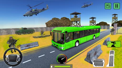 Army Bus Driver u2013 US Military Coach Simulator 3D 0.1 screenshots 11