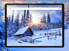 Winter Paradise 4K Live Wallpaper