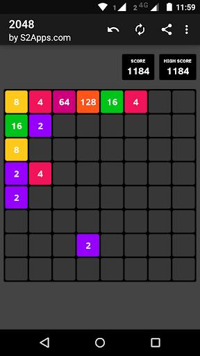 2048 4.2.18 Screenshots 2