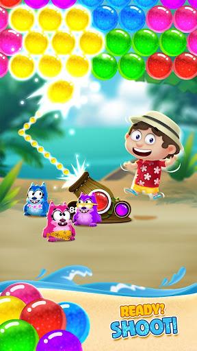 Bubble Shooter - Beach Pop Games 3.0 screenshots 5