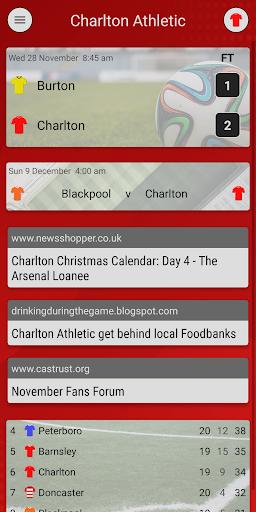 efn - unofficial charlton athletic football news screenshot 1
