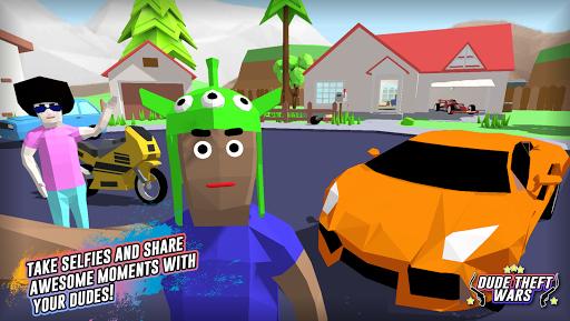 Dude Theft Wars: Open World Sandbox Simulator BETA goodtube screenshots 11