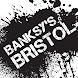 Banksy's Bristol Tour Map