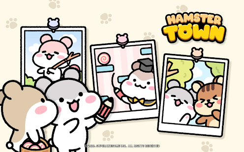 Image For Hamster Town Versi 1.1.189 12