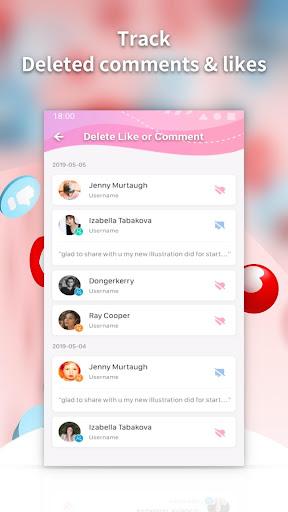 Followers insight for Instagram-reports tracker screenshots 4