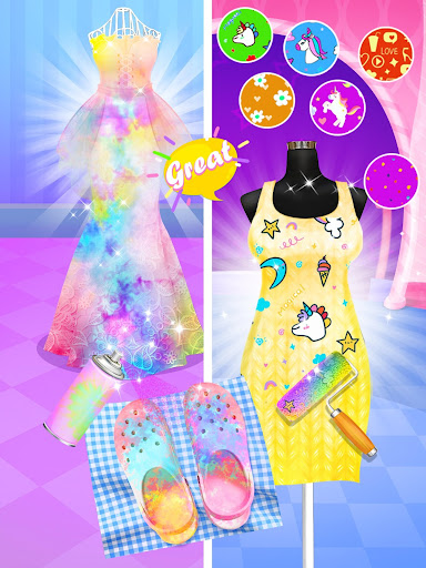 Tie Dye Anything - Fashion Art Design  screenshots 12