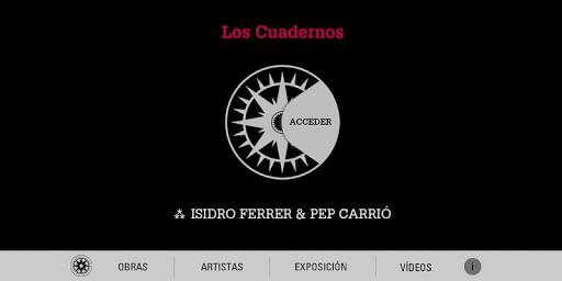 Los Cuadernos screenshots 1