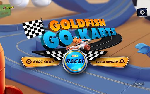 Goldfish Go-Karts  screenshots 1