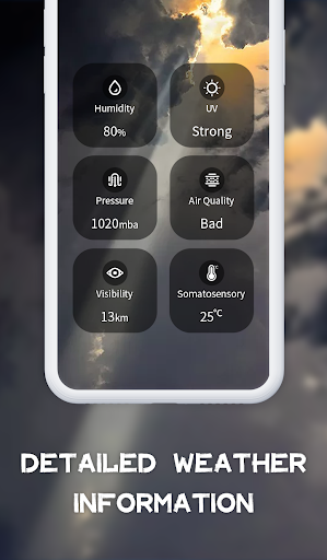 Daily Weather android2mod screenshots 5