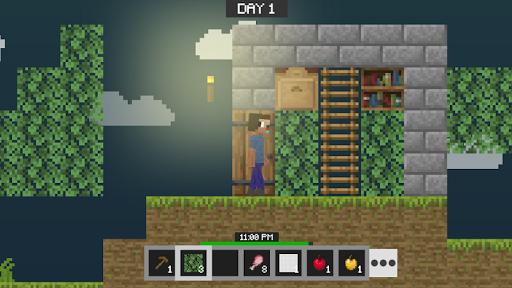 Stickman vs Multicraft: Noob Survival modavailable screenshots 1