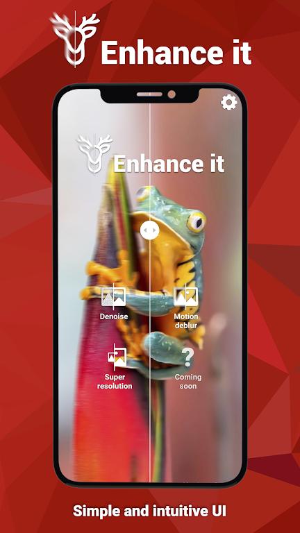 Enhance it - Fix your Photos  poster 1