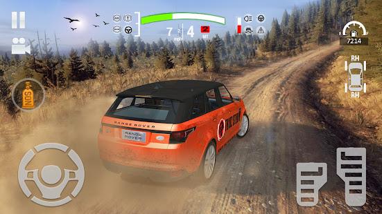 Crazy Car Driving & City Stunts: Rover Sport 1.18 Screenshots 12