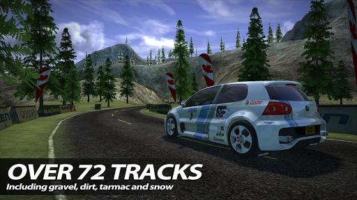 Rush Rally 2 apklade screenshots 2