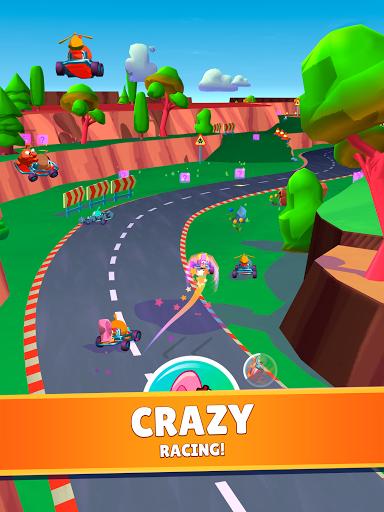 Om Nom: Racing apktreat screenshots 2