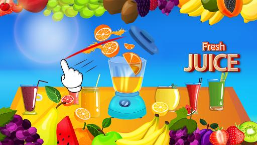 perfect fruit slice ninja splash blender simulator screenshot 1