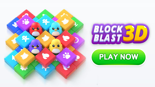 Block Blast 3D : Triple Tiles Matching Puzzle Game 4.90.025 screenshots 6