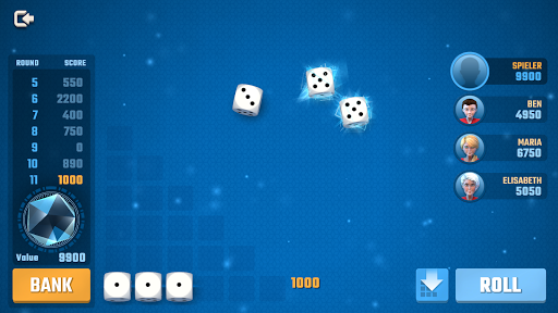 Farkle 10000 - Free Multiplayer Dice Game 1.1.11 screenshots 1