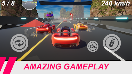 Velocity Legends - Crazy Car Action Racing Game  screenshots 5