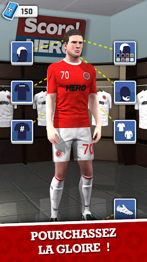 Score! Hero screenshots apk mod 5