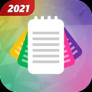 Notebook – Color Notes Memos